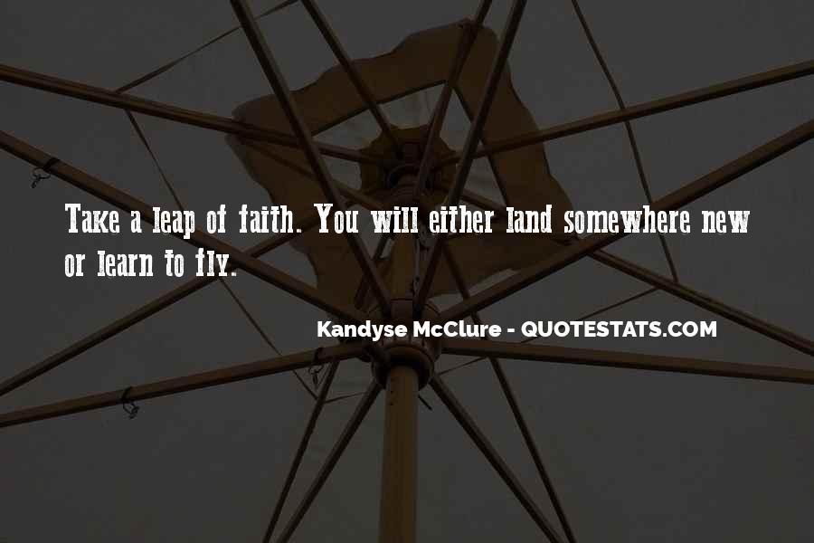 Kandyse Quotes #703396