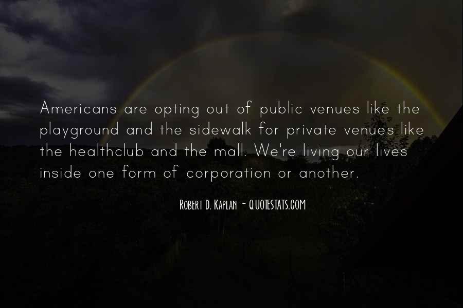 Kaplan's Quotes #102520