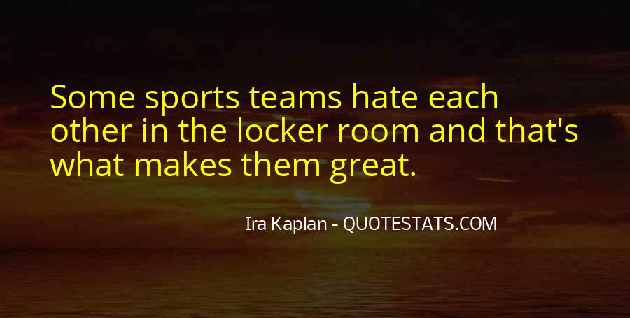 Kaplan's Quotes #1070103