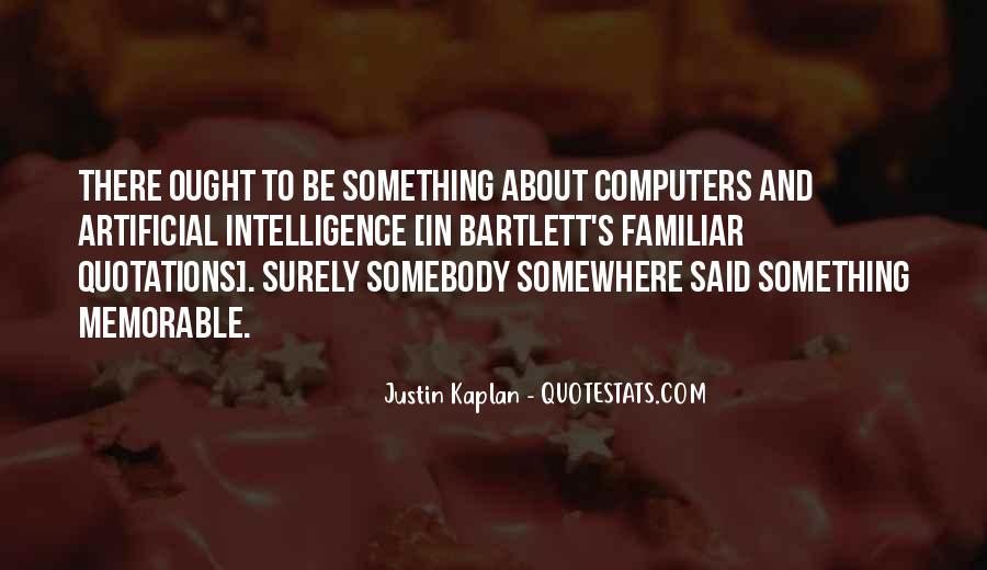 Kaplan's Quotes #1166764