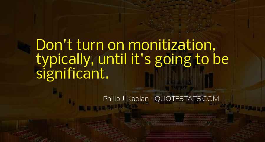 Kaplan's Quotes #1530213