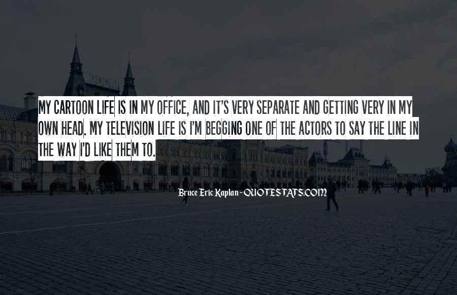 Kaplan's Quotes #1575522