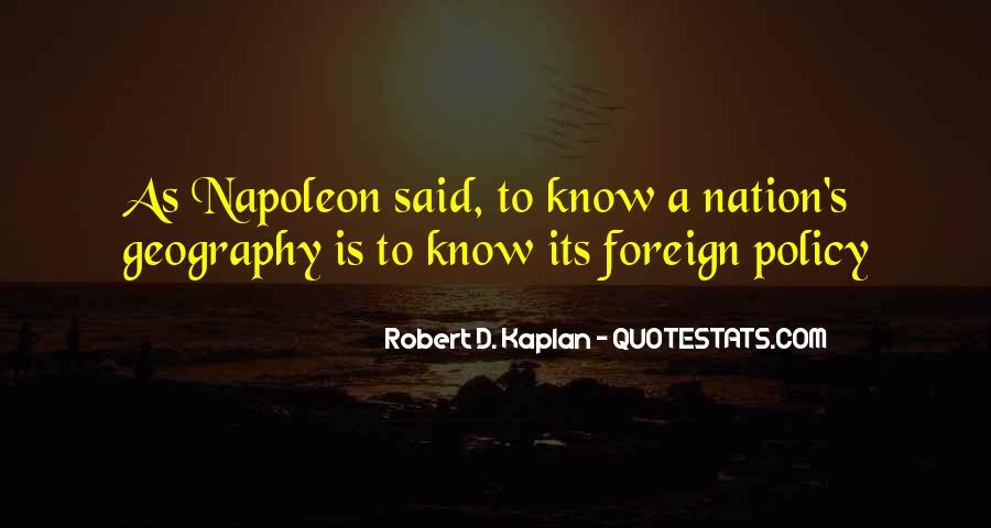 Kaplan's Quotes #1800813
