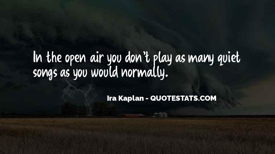 Kaplan's Quotes #212834