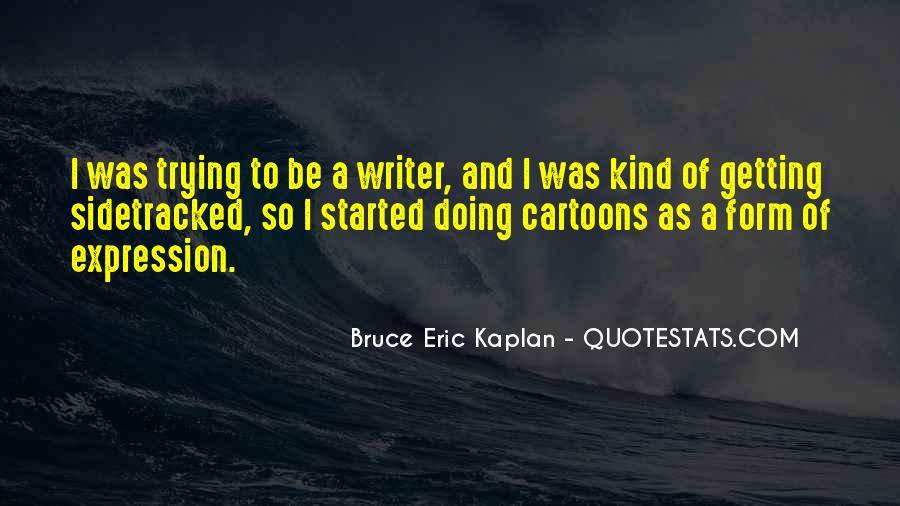 Kaplan's Quotes #281471