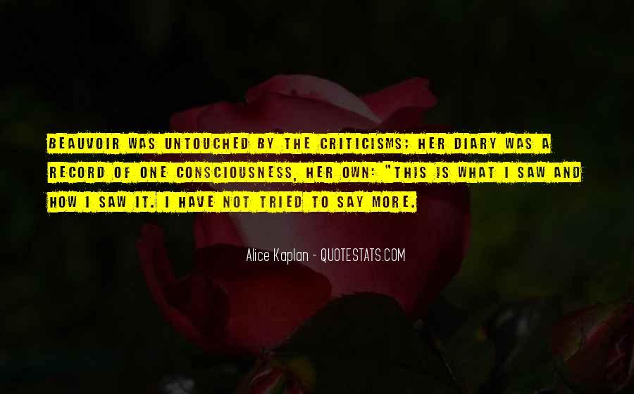 Kaplan's Quotes #35187