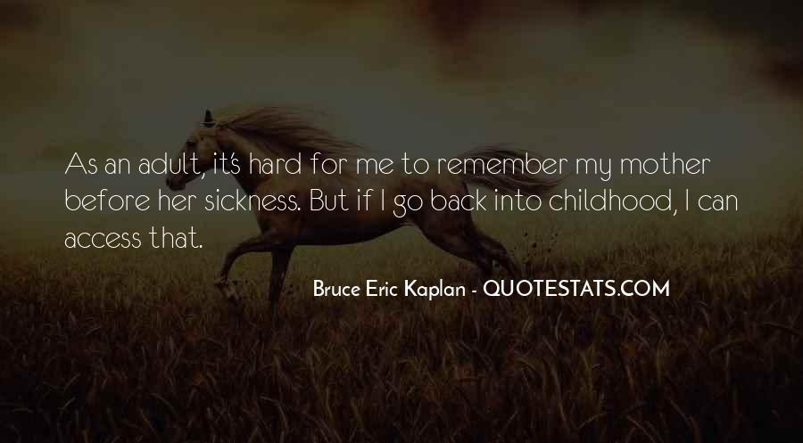 Kaplan's Quotes #5850