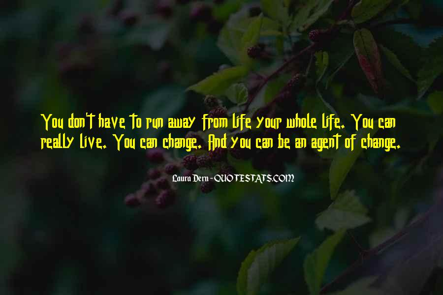 Quotes About Change Agents #1681381