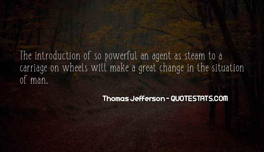 Quotes About Change Agents #1774906