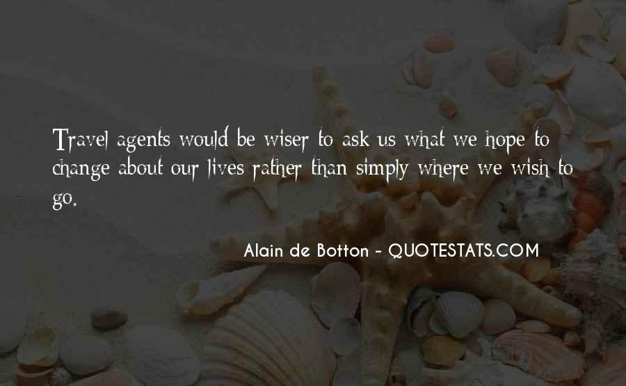 Quotes About Change Agents #754910