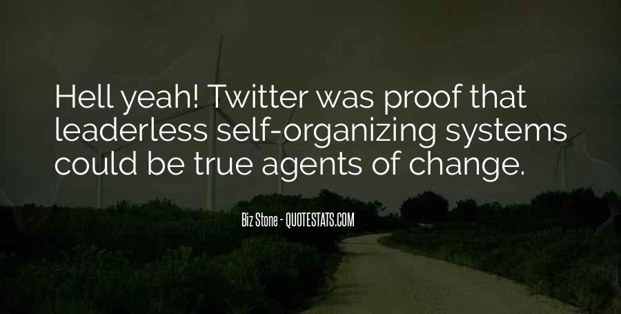 Quotes About Change Agents #932012