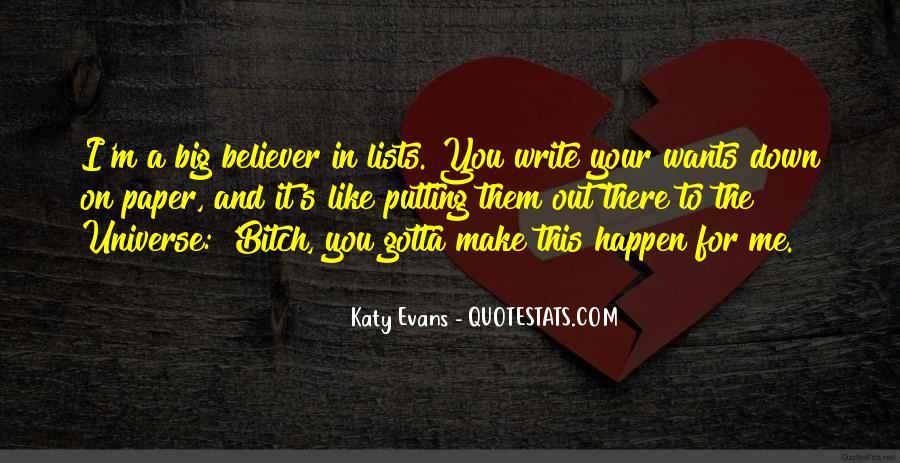 Katy's Quotes #659670