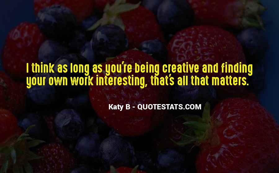 Katy's Quotes #748746