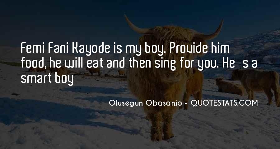Kayode Quotes #581791