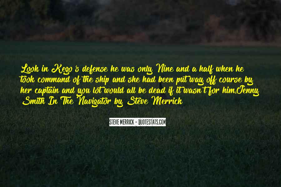Kego's Quotes #1100238