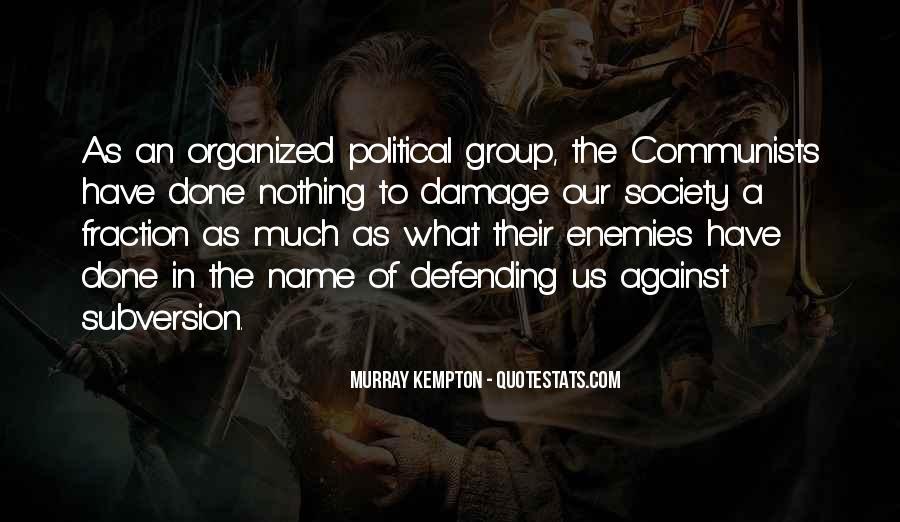 Kempton Quotes #1622067