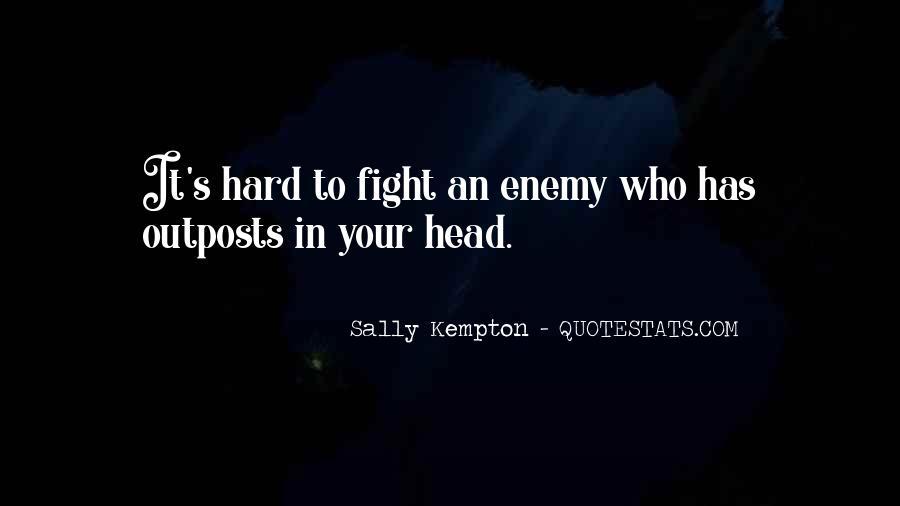 Kempton Quotes #40337