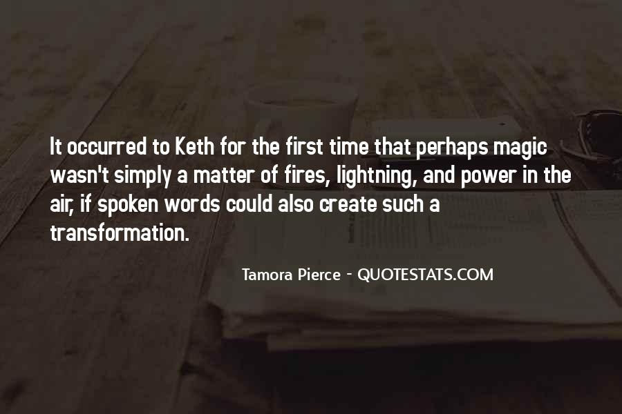 Keth Quotes #1184720
