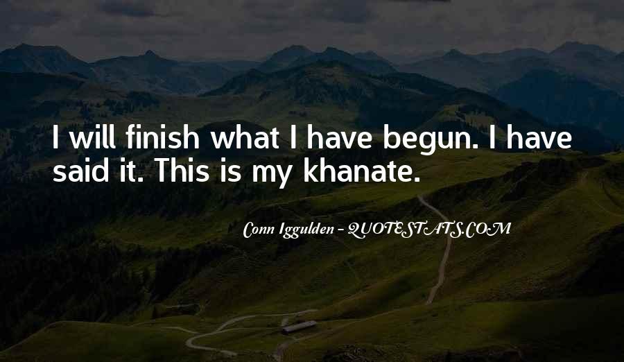 Khanate Quotes #1864591