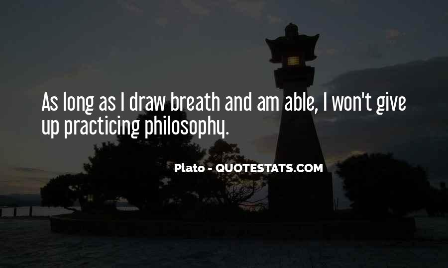 Quotes About Philosophy Plato #1105546
