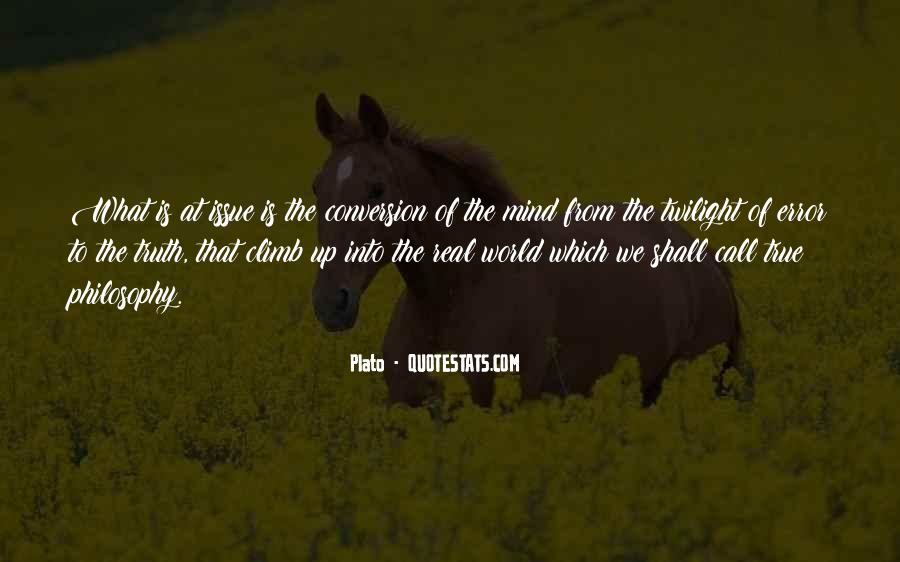 Quotes About Philosophy Plato #1255240