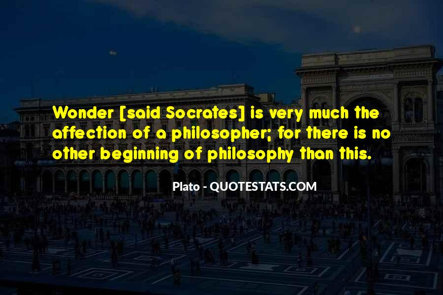 Quotes About Philosophy Plato #1447705