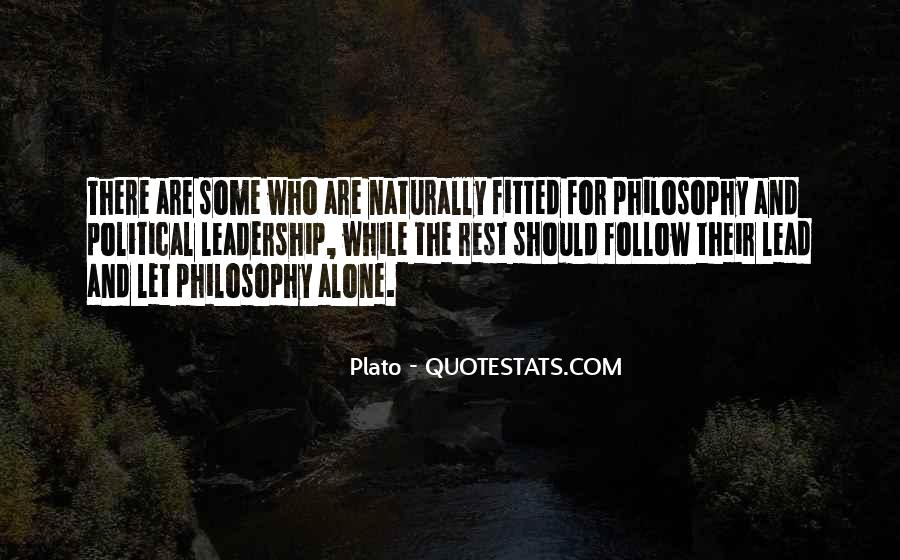 Quotes About Philosophy Plato #1617276