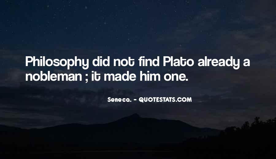 Quotes About Philosophy Plato #1749406