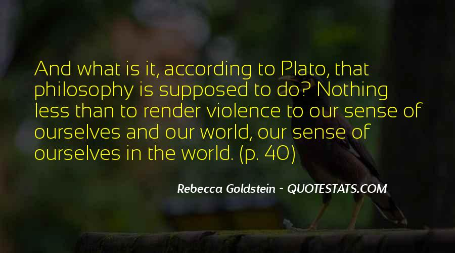 Quotes About Philosophy Plato #1778707