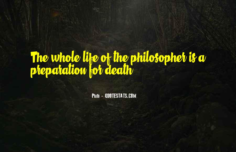 Quotes About Philosophy Plato #271487