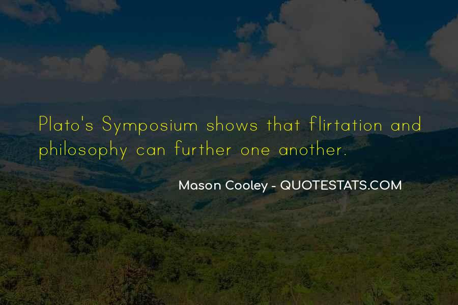 Quotes About Philosophy Plato #280217