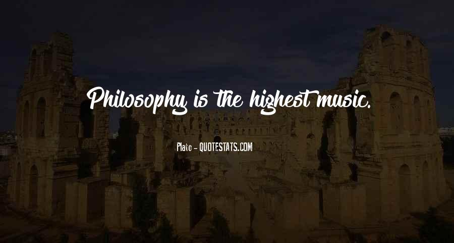 Quotes About Philosophy Plato #412398