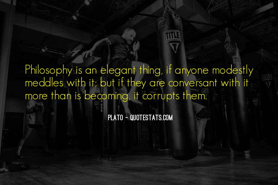 Quotes About Philosophy Plato #601543