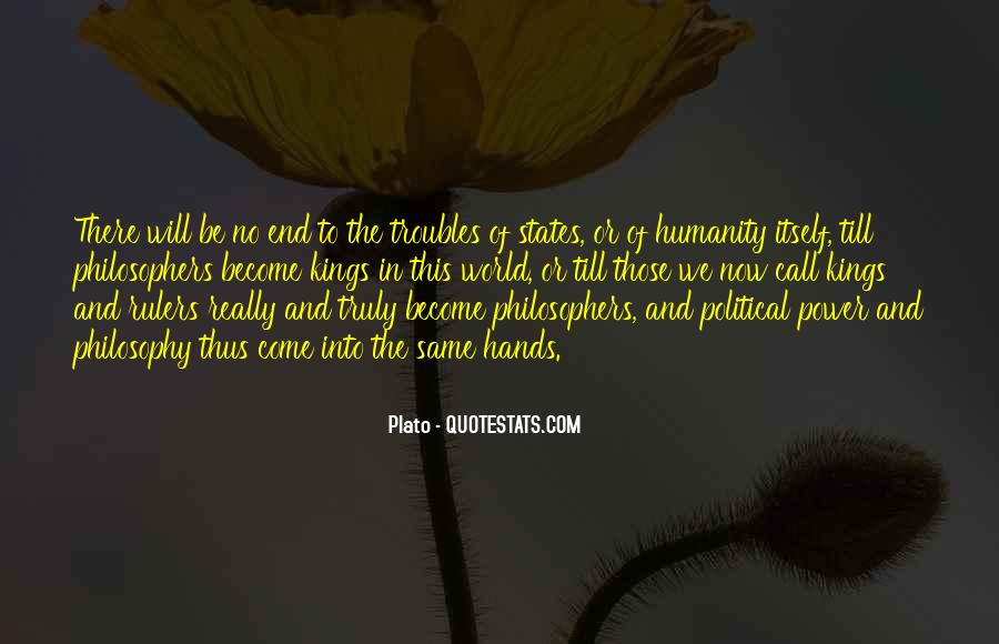 Quotes About Philosophy Plato #603313