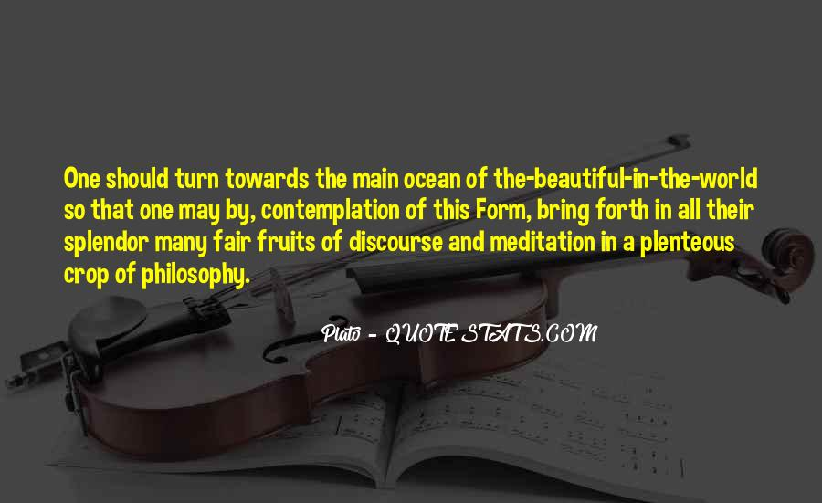 Quotes About Philosophy Plato #673463