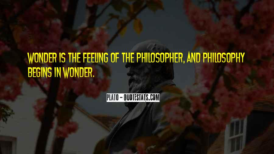 Quotes About Philosophy Plato #917045