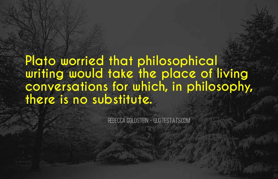 Quotes About Philosophy Plato #980051