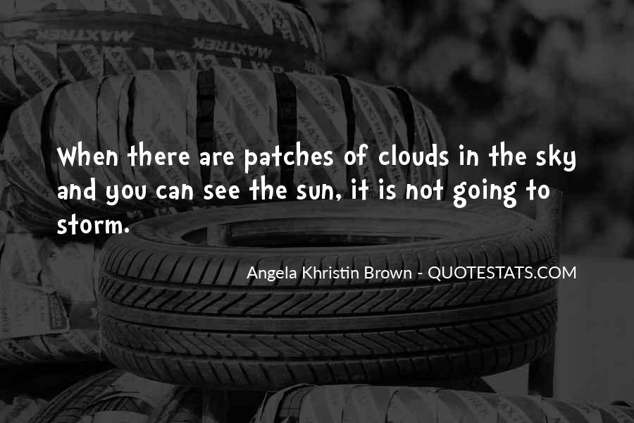 Khristin Quotes #469026