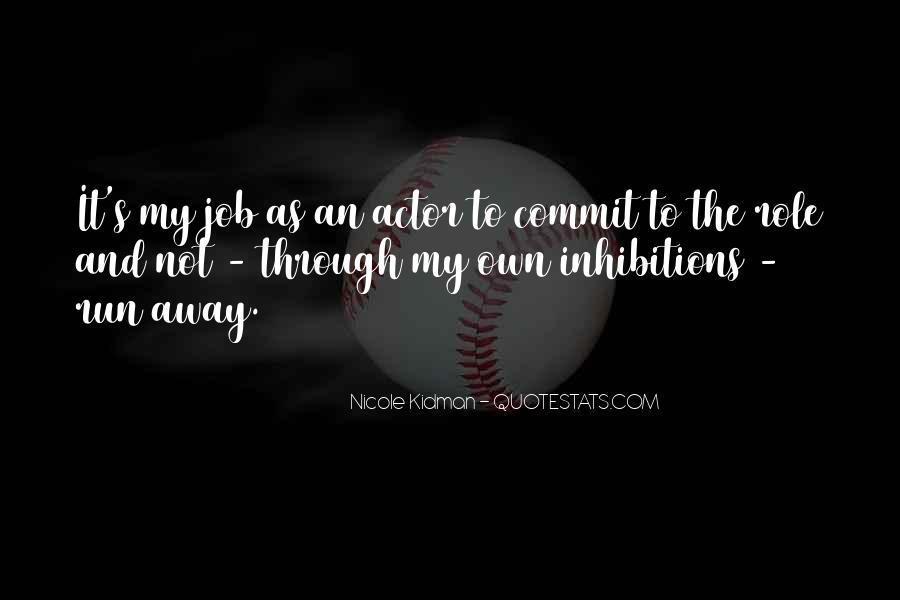 Kidman's Quotes #1063601