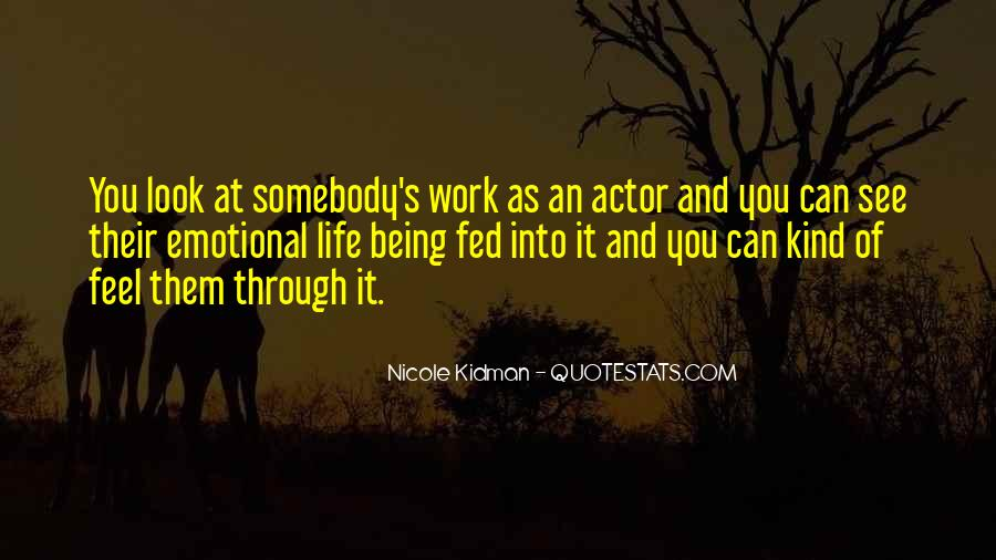 Kidman's Quotes #1112148