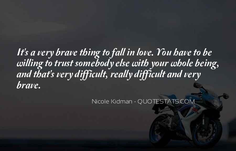 Kidman's Quotes #1326815