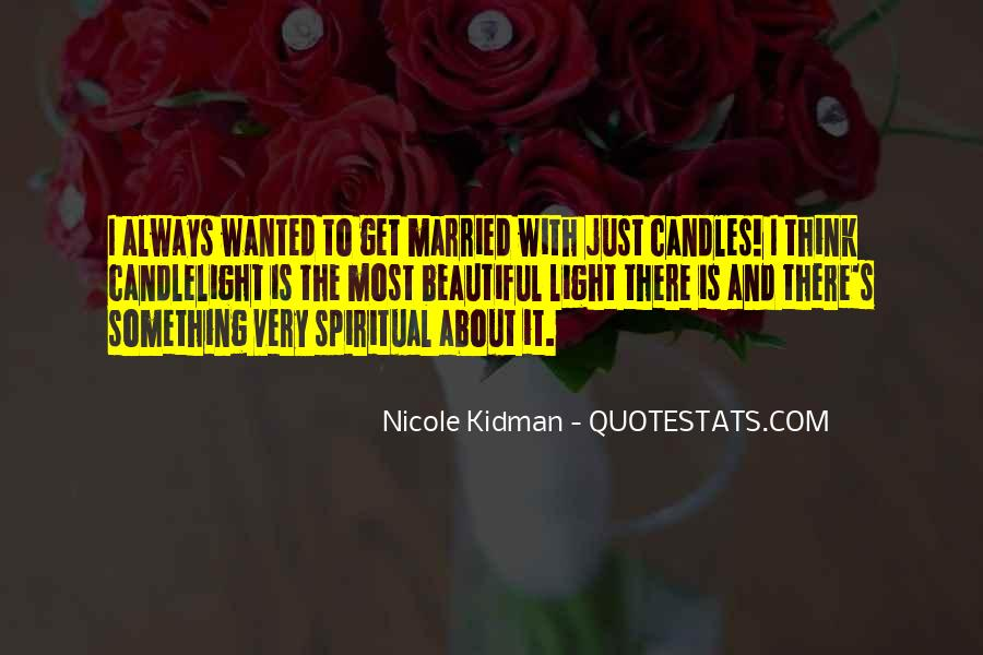 Kidman's Quotes #1538862