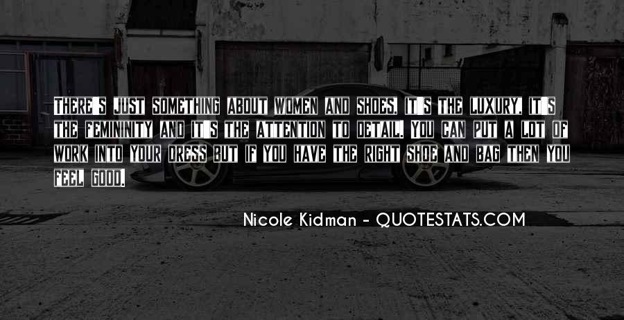 Kidman's Quotes #1556359