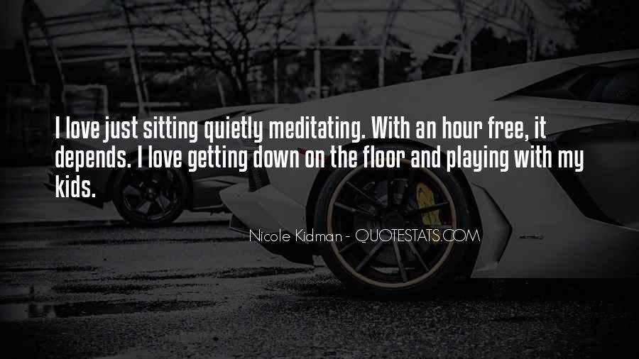 Kidman's Quotes #165051