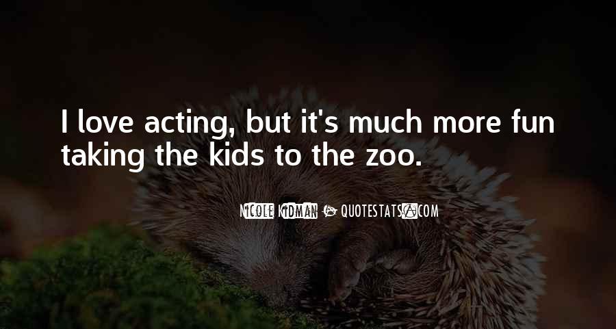 Kidman's Quotes #1670925