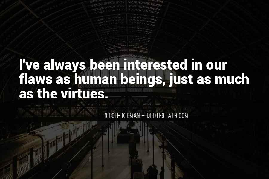 Kidman's Quotes #173981