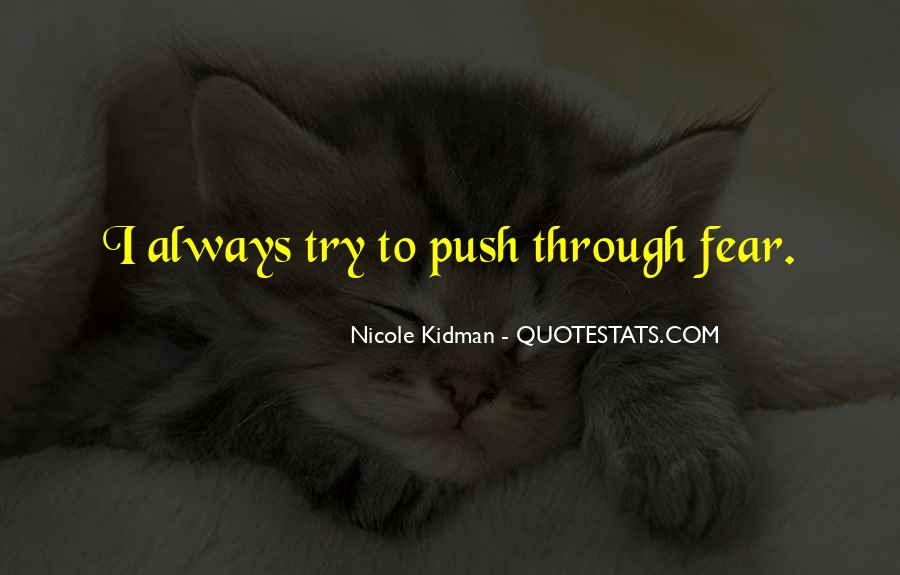 Kidman's Quotes #19232