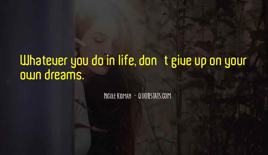 Kidman's Quotes #211238