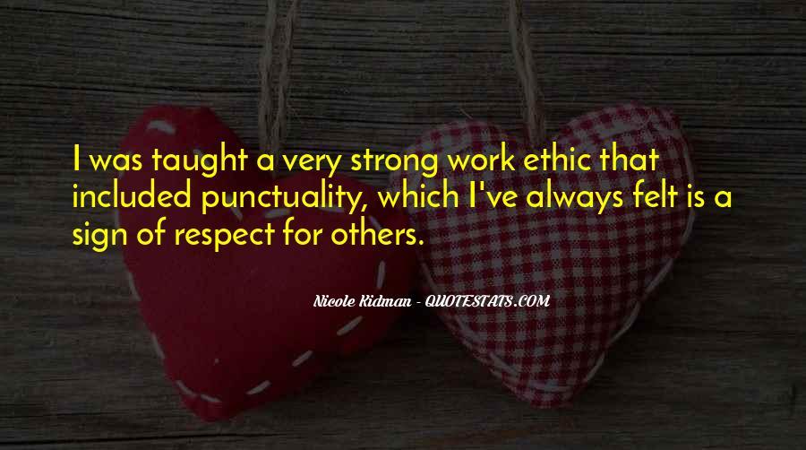 Kidman's Quotes #231692