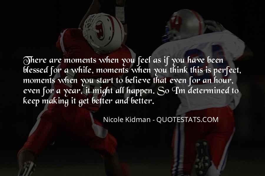 Kidman's Quotes #238555